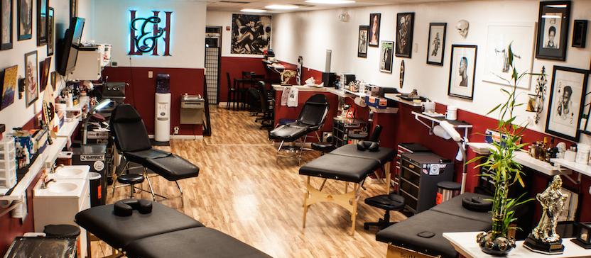 Tattoo Studio: Love N Hate